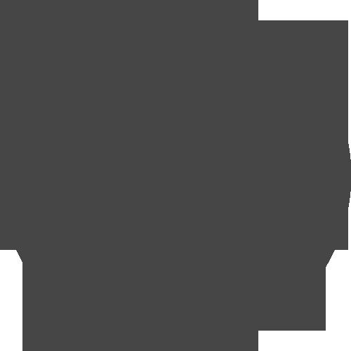 Wordpress logotype simplified
